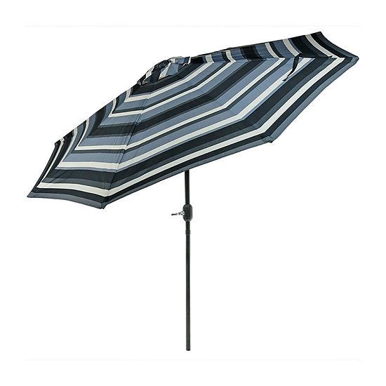 Sunnydaze® 9-Foot Patio Umbrella with Push Button Tilt