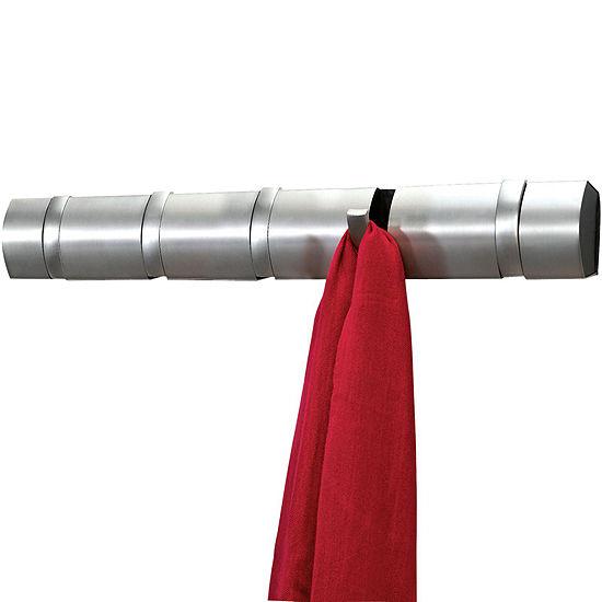 Umbra® Flip 5-Hook Wall Rack