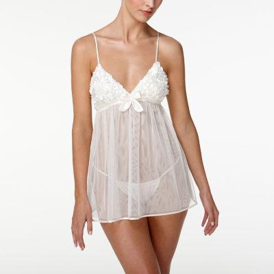 Flora Bellflower Babydoll with Panties