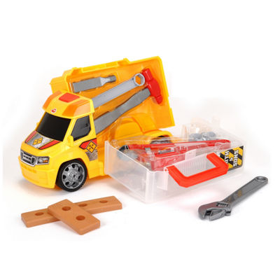 Handyman Construction Push & Play Truck