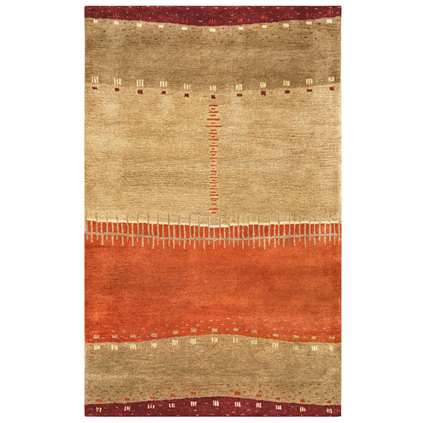 Rizzy Home Mojave Abstract Rectangular Rugs