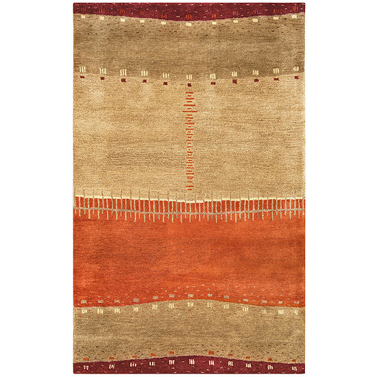 Rizzy Home Mojave Abstract Rectangular Indoor Rugs