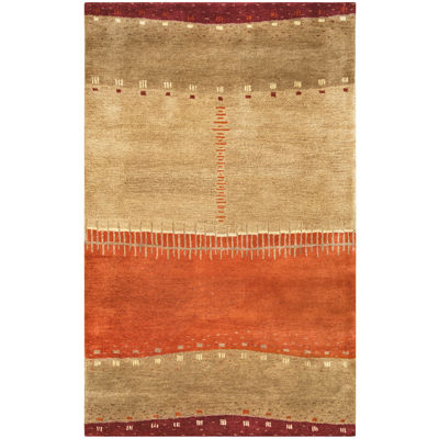 Rizzy Home Mojave Abstract Rectangular Runner