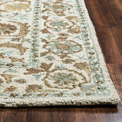 Rizzy Home Ashlyn Border Rectangular Rugs
