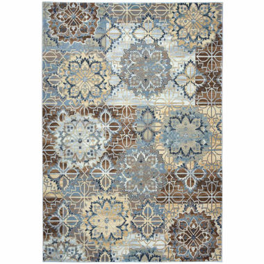 Rizzy Home Bennington Ornamental Rectangular Runner