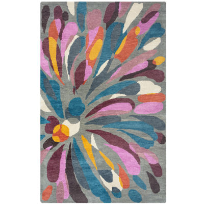 Rizzy Home Bradberry Downs Abstract Rectangular Rugs