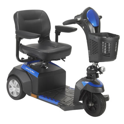 Drive Medical Ventura Power Mobility 3 Wheel Scooter