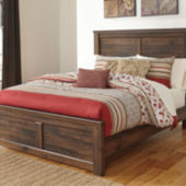 Signature Design By Ashley Rudolph Sleigh Bed Jcpenney