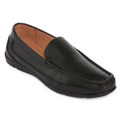 JF J.Ferrar Barton Mens Loafers
