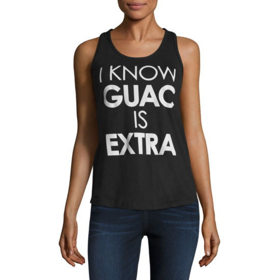 """Guac is Extra"" Tank - Juniors"