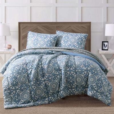 Brooklyn Loom Pine Harbor 4-pc. Comforter Set Plus Quilt