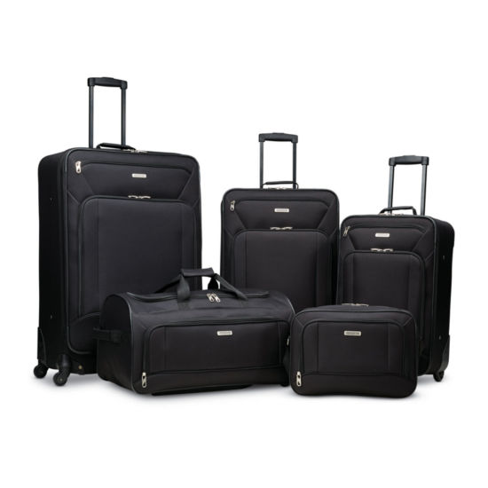 American Tourister Fieldbrook Xlt 5-pc. Lightweight Luggage Set