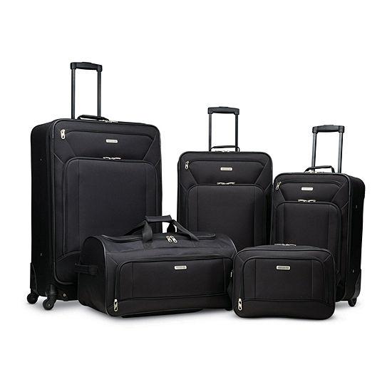 American Tourister Fieldbrook Xlt 5-pc. Lightweight Luggage Set