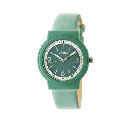 Crayo Unisex Strap Watch-Cracr4704