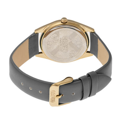 Crayo Unisex Gray Strap Watch-Cracr4003