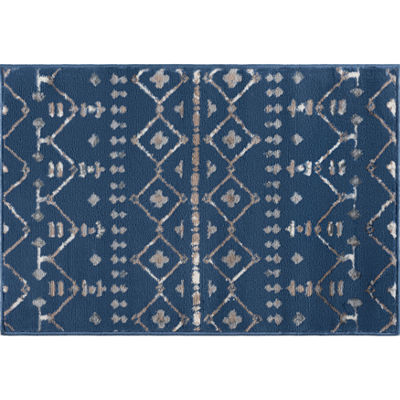 Tayse Heidy Transitional Geometric Rug