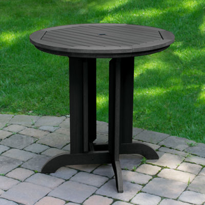 "Highwood® Round 36"" Diameter Counter Dining Table"