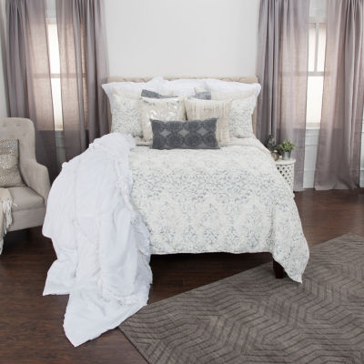 Rizzy Home Maddux Place 2-Piece Astrid Quilt Set