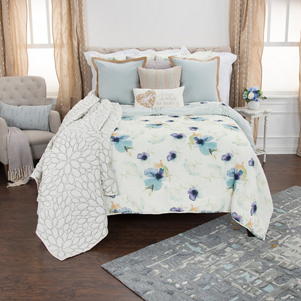 Rizzy Home Maddux Place 2-Piece Caterine Quilt Set