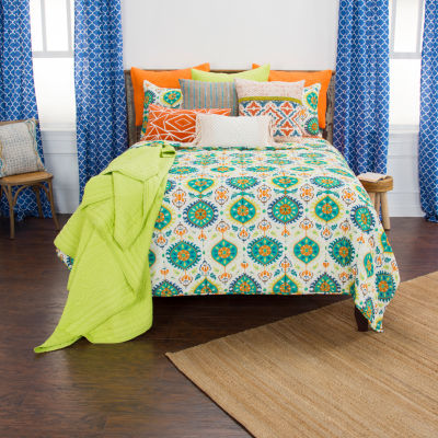 Rizzy Home Maddux Place 2-Piece Franky Quilt Set