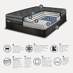 Sealy® Hybrid Gold Chill II - Mattress + Box Spring