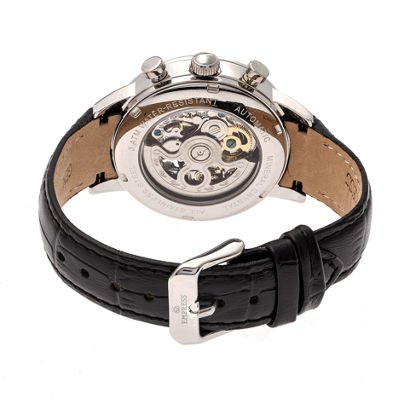 Empress Unisex Black Strap Watch-Empem2001