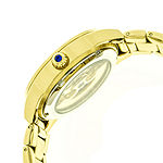Empress Unisex Adult Gold Tone Stainless Steel Bracelet Watch-Empem1104