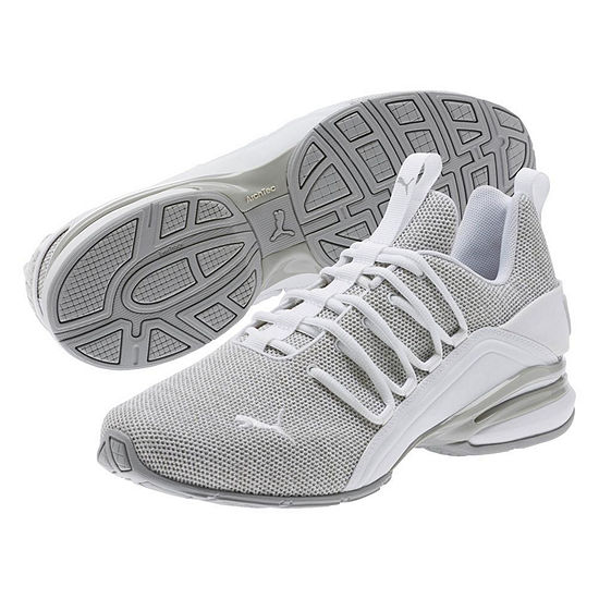 Puma Enzo Premium Mens Lace-up Running Shoes