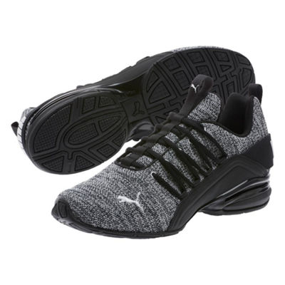 Puma Axelion Mens Running Shoes Lace-up