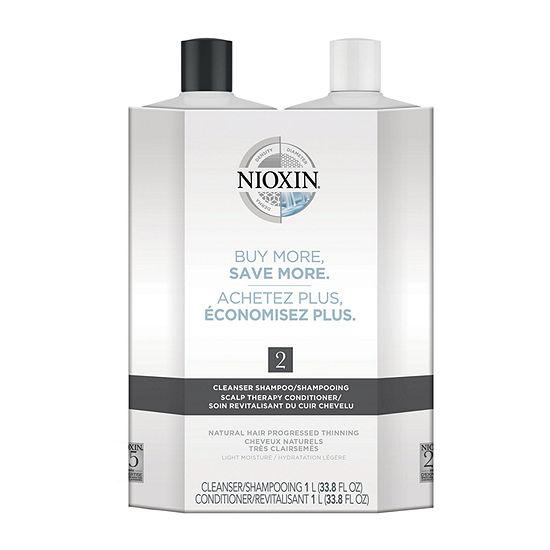 Nioxin System 2 2 Pc Value Set 338 Oz
