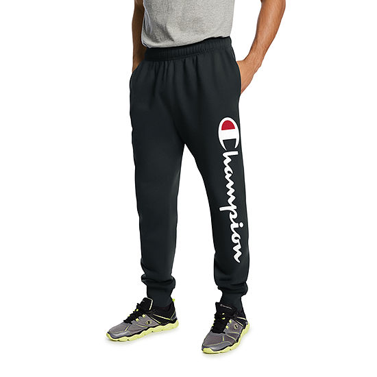 Champion Mens Mid Rise Athletic Fit Jogger Pant