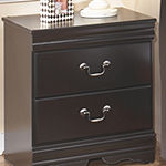 Signature Design by Ashley® Gilmore 2-Drawer Nightstand