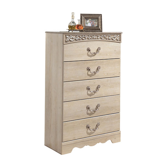 Signature Design by Ashley® Catalina 5-Drawer Chest