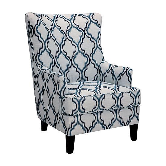 Signature Design By Ashley® Lavernia Wingback Chair