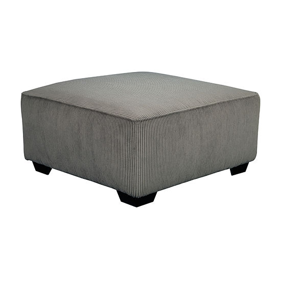 Signature Design by Ashley® Jinllingsly Oversized Accent Ottoman