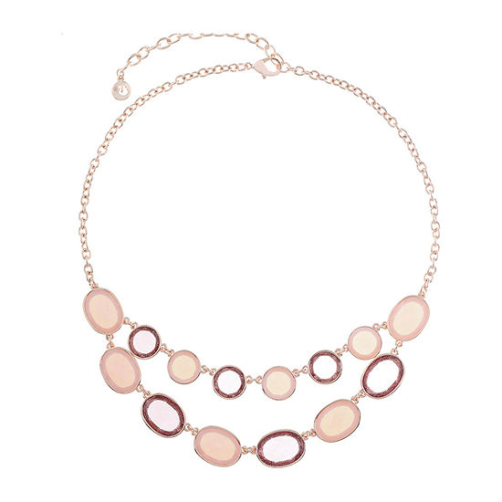 Gloria Vanderbilt Statement Necklace