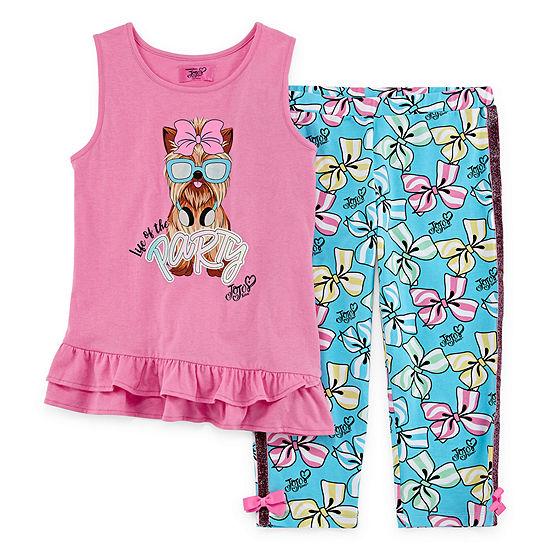 Jojo Siwa 2 Pc Legging Set Preschool Big Kid Girls