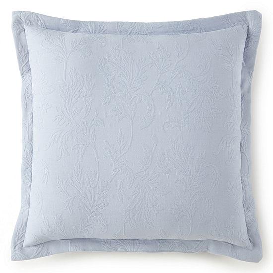 Liz Claiborne Daphne Square Throw Pillow