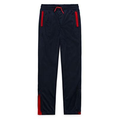 Seven Oaks Boys Straight Track Pant - Preschool / Big Kid