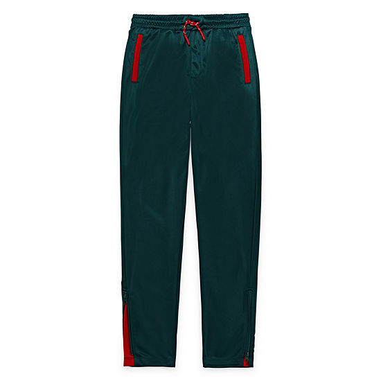 Seven Oaks Boys Straight Track Pant - Big Kid