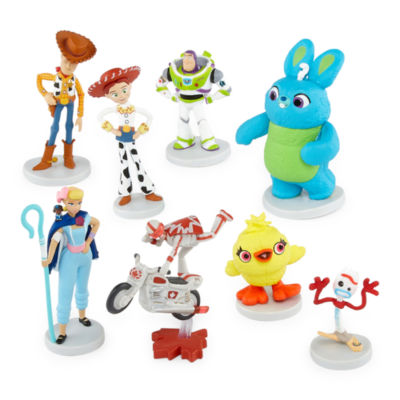 Disney 8-pc. Toy Story Playset