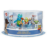 Disney Collection Toy Story 4 8-Pc. Deluxe Figurine Playset