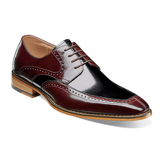 Stacy Adams Mens Sanford Oxford Shoes Lace-up