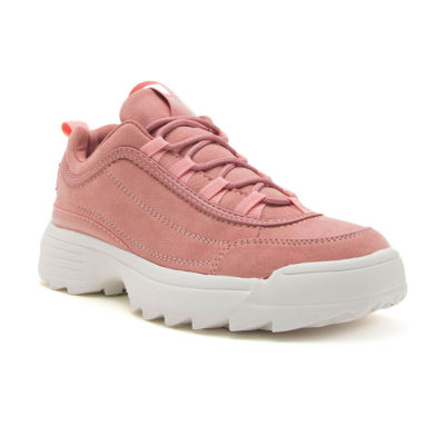 Qupid Sneaky 01 Womens Sneakers Lace-up