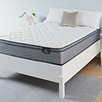 Serta® Lux Armisted Plush Eurotop - Mattress Only