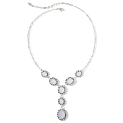 Vieste Rosa Womens Brass Pendant Necklace