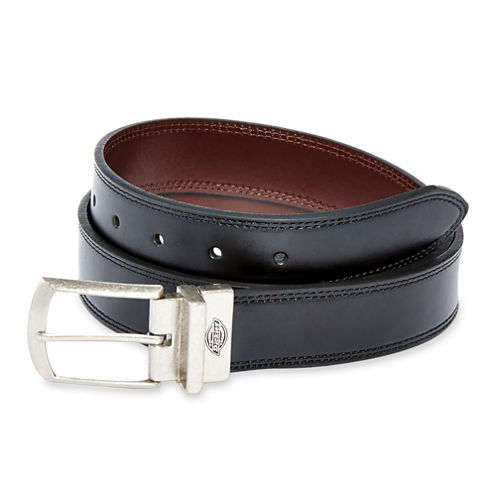 Dickies® Reversible Leather Belt