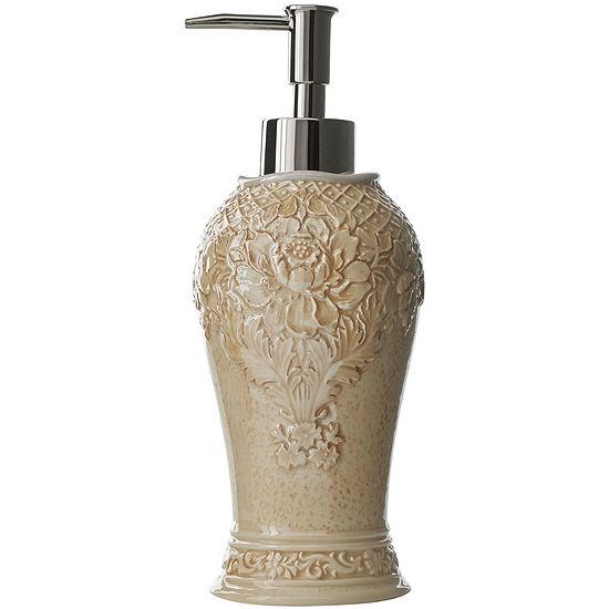 Queen Street® Bianca Damask Soap Dispenser