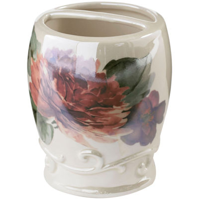 Queen Street® Carlyon Floral Toothbrush Holder