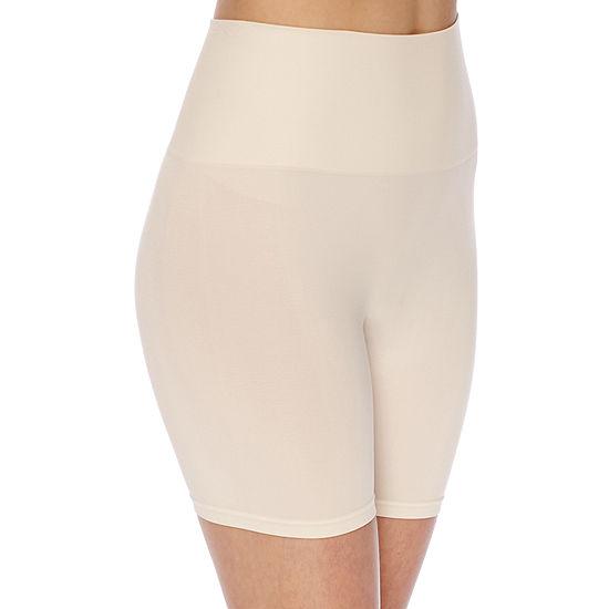 Jockey Slimmers Micro Seamfree Light Control Slip Shorts 4136